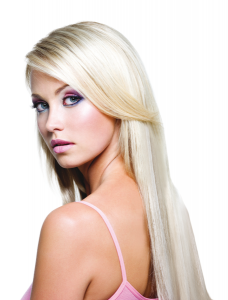Kertherapy Model Blond